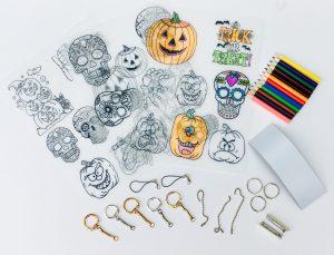 Freubelbox Halloween shrinkles 2