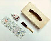 Freubelbox decoupage zakdoekdoos 4