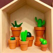 cactus Fimo