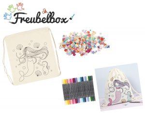 Freubelbox mermaid rugzak