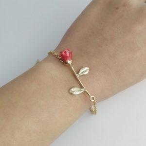 armband roosje goud